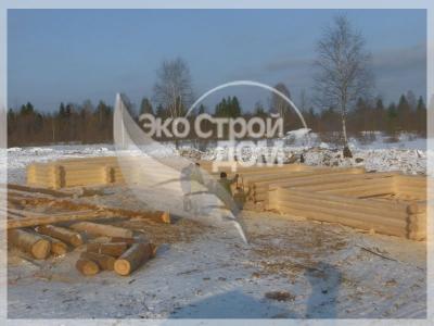 Строительство срубов в зимнй период