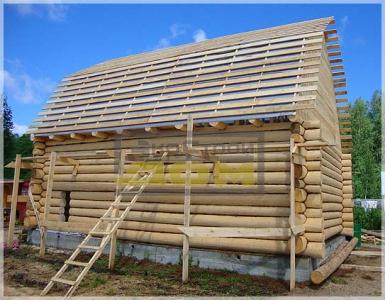 Подготовка крыши к покрытию
