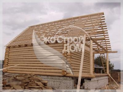 Лучшие рубленные деревянные дома
