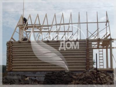 Качественные срубы из Костромы