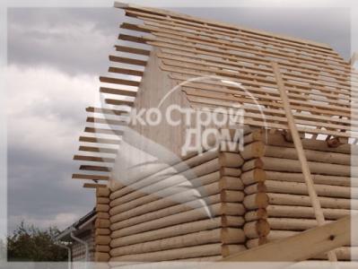 Компания Экостройдом предлагает строительство срубов