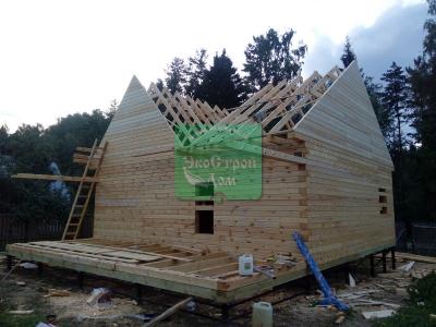 Готовим крышу под покрытие