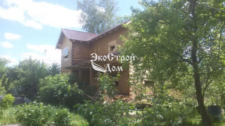 Дом из бруса Серпухов 8х10