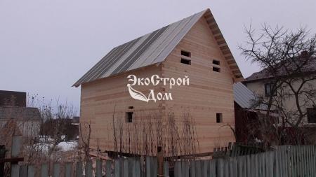 Строительство дома из бруса в Раменском