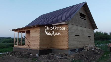Дом с баней в Тульской области