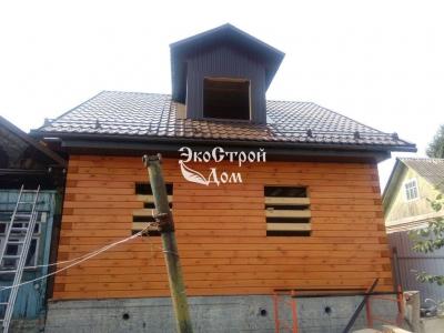 Дом из профилированного бруса в Раменском