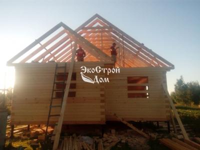Строительство дома в Сергиевом Посаде
